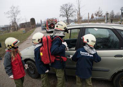 Übung-Jugend-Samariterbund-Vekehrsunfall (1)