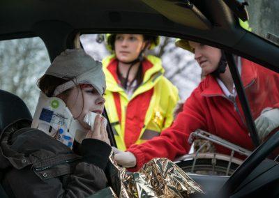 Übung-Jugend-Samariterbund-Vekehrsunfall (7)