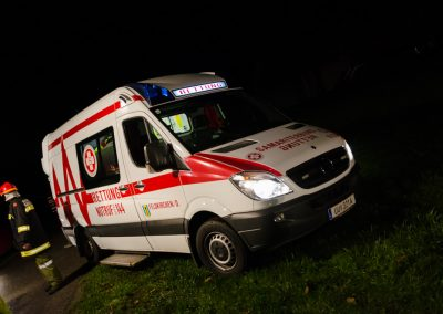Übung-Verkehrsunfall-Samariterbund-Feldkirchen (1)