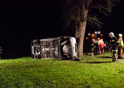 Übung-Verkehrsunfall-Samariterbund-Feldkirchen (2)