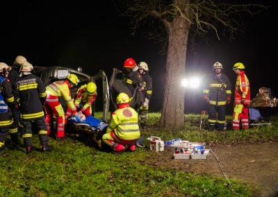 Übung-Verkehrsunfall-Samariterbund-Feldkirchen (4)