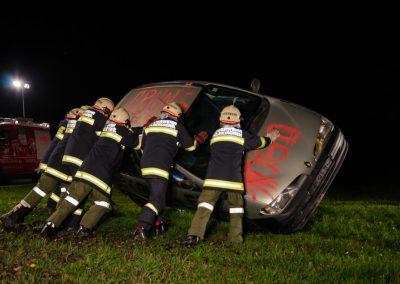 Übung-Verkehrsunfall-Samariterbund-Feldkirchen (5)