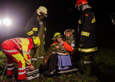 Übung-Verkehrsunfall-Samariterbund-Feldkirchen (6)