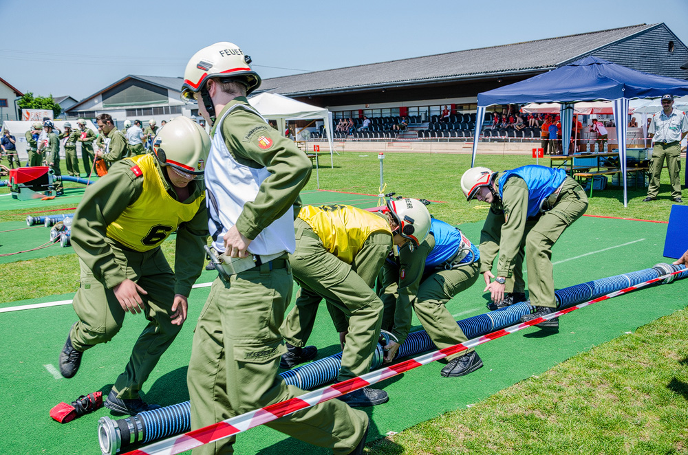 Abschnitts-Feuerwehrleistungsbewerb Schweinbach