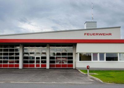 Feuerwehrhaus-Neubau