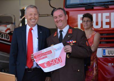 Feuerwehrhaus-Segnung-Rettungsfahrzeug-Eröffnung (10)