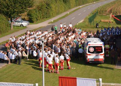 Feuerwehrhaus-Segnung-Rettungsfahrzeug-Eröffnung (4)