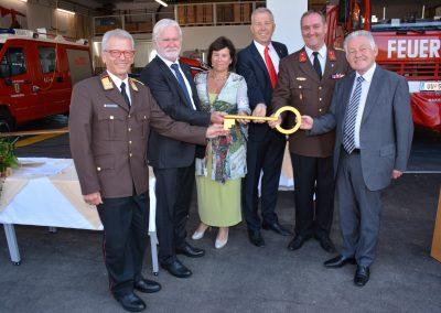 Feuerwehrhaus-Segnung-Rettungsfahrzeug-Eröffnung (6)