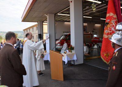 Feuerwehrhaus-Segnung-Rettungsfahrzeug-Eröffnung (9)