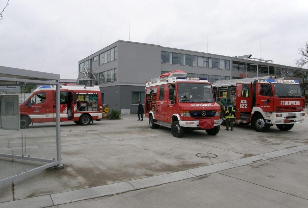 Feuerwehrtag in der VS Feldkirchen