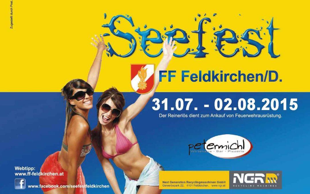 Seefest Feldkirchen 2015