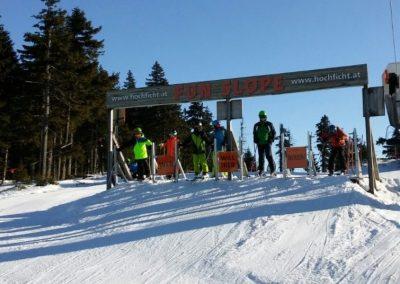 Jugendskitag-Hochficht-Böhmerwald (2)
