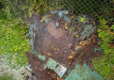 Heckenbrand-Brandeinsatz-Brand-Kompost (2)