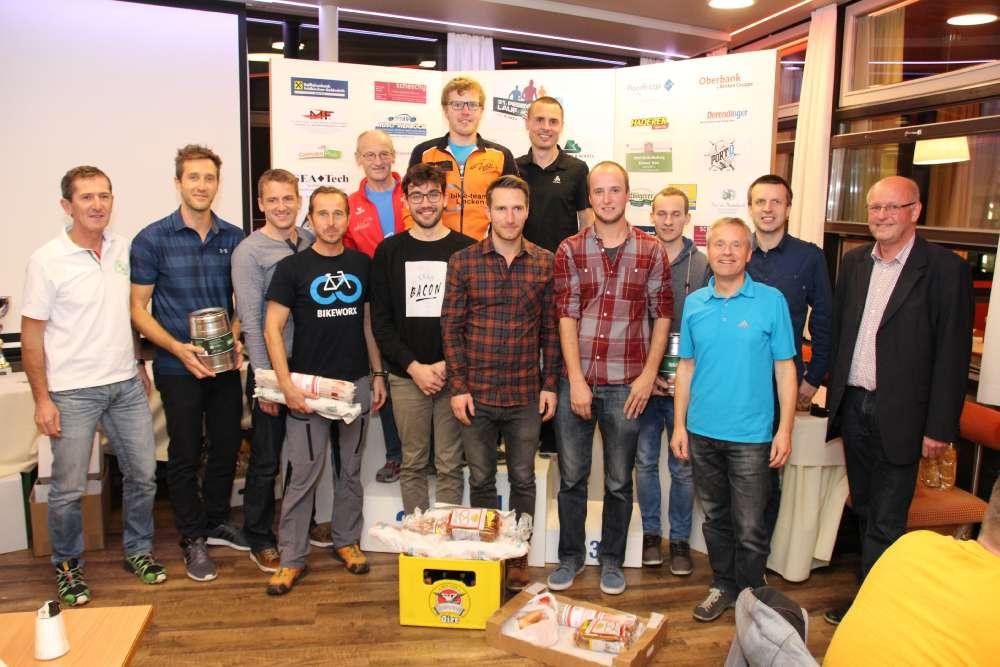 7. Staffelsieg in Folge beim Pesenbachtallauf