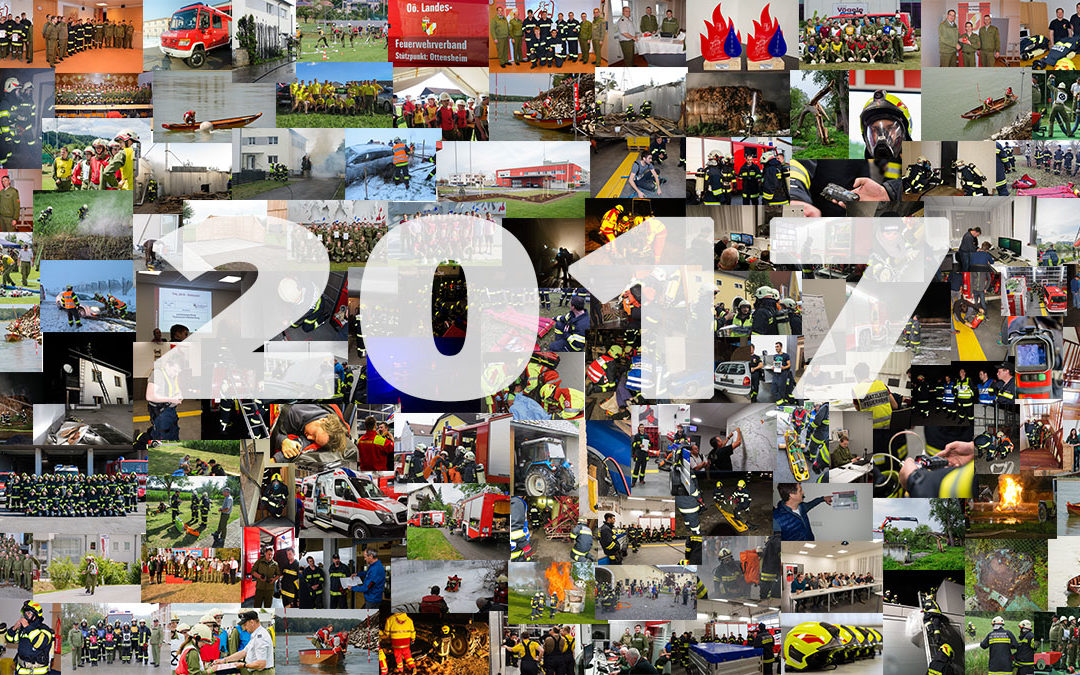 Rückblick auf das Jahr 2017!