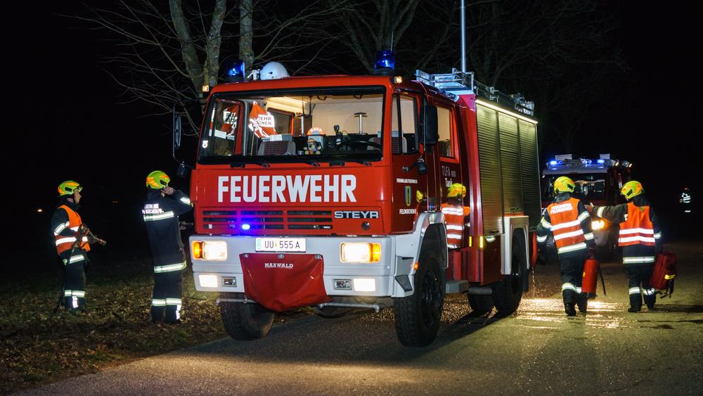 Übungsabend: Absichern, Alarmplan Neu & Einsatzübung