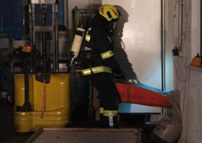 Brandeinsatzübung-Altstoffsammelzentrum-Landshaag (4)