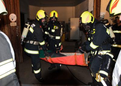 Brandeinsatzübung-Altstoffsammelzentrum-Landshaag (5)