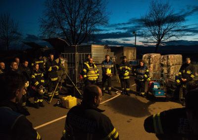 Brandeinsatzübung-Altstoffsammelzentrum-Landshaag (7)