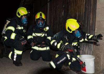Brandeinsatz-Personenrettung-Scheune (1)
