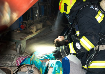 Brandeinsatz-Personenrettung-Scheune (3)