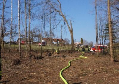 Brandeinsatz-Brand-Forstfahrzeuges (1)