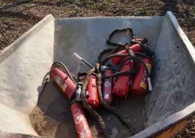 Brandeinsatz-Brand-Forstfahrzeuges (2)