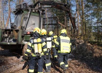 Brandeinsatz-Brand-Forstfahrzeuges (4)