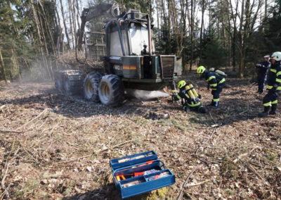 Brandeinsatz-Brand-Forstfahrzeuges (5)