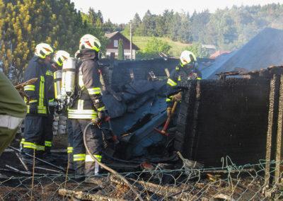 Brandeinsatz-Gartenhütte-Oberlandshaag (6)