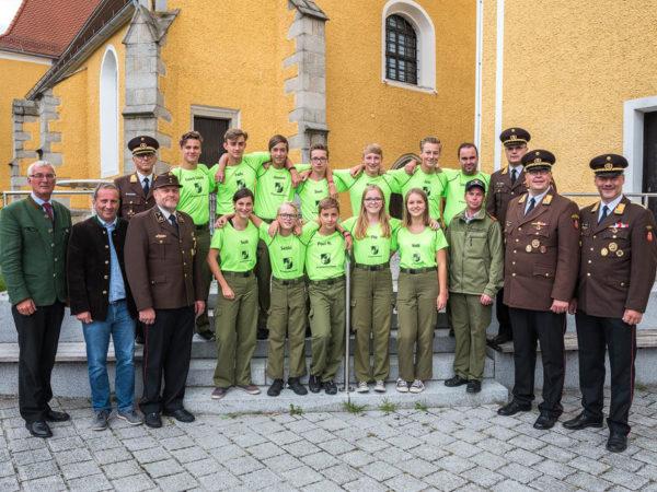 Bundesjugendfeuerwehrleistungsbewerb-Geschichte-Jugend (1)