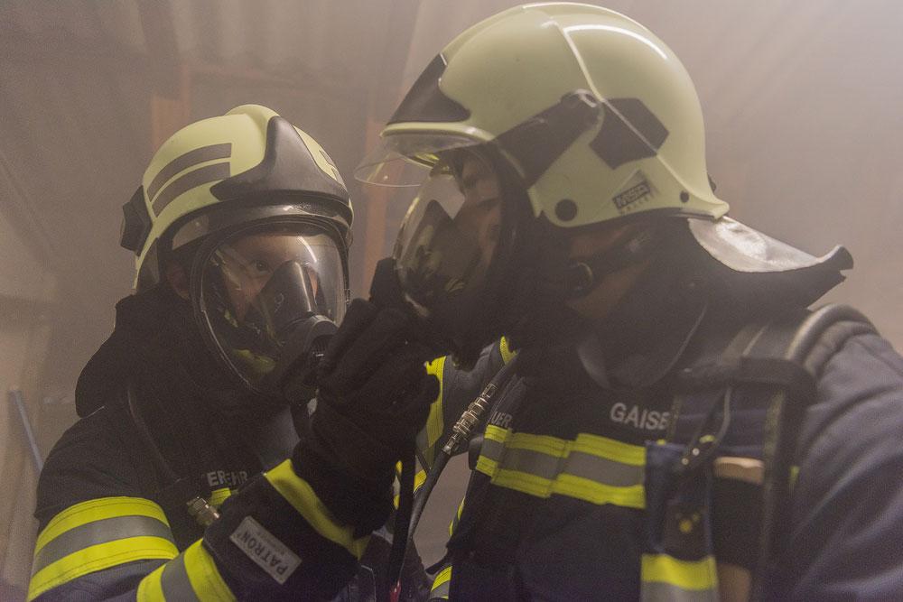 36 neue Atemschutzträger im Bezirk