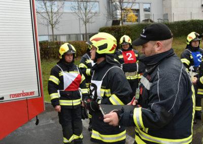 Branddienstleistungsprüfung-Gerätekunde
