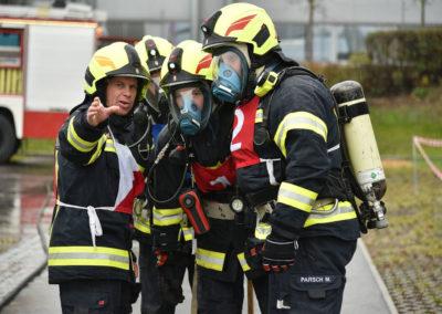 Branddienstleistungsprüfung-Anweisung