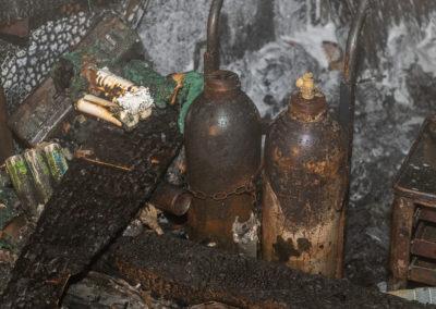 Vollbrand-Garage-Brandeinsatz (6)