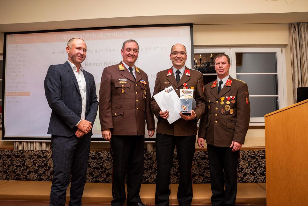 JVV 2020: Start ins neue Feuerwehrjahr
