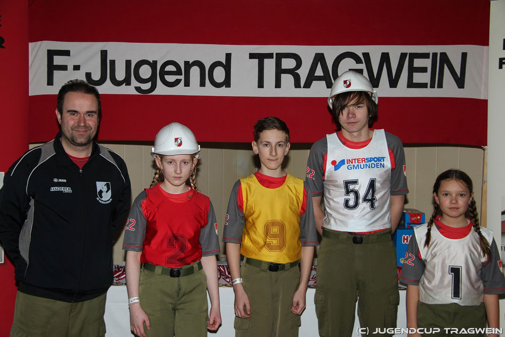 1. Teilnahme am Jugendcup Tragwein