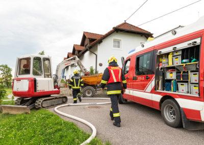 Werkstattbrand-Übung-Oberhart (1)