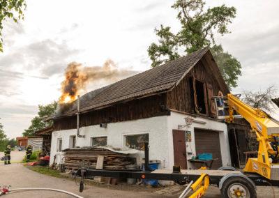 Werkstattbrand-Übung-Oberhart (2)